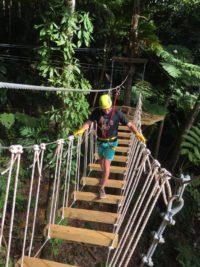 Zip Lines & Puentes Colgantes